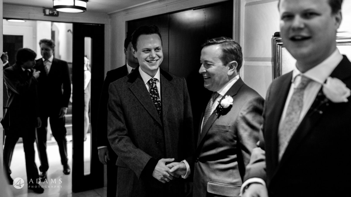 Connaught Hotel Wedding Photos | Dan + David 14