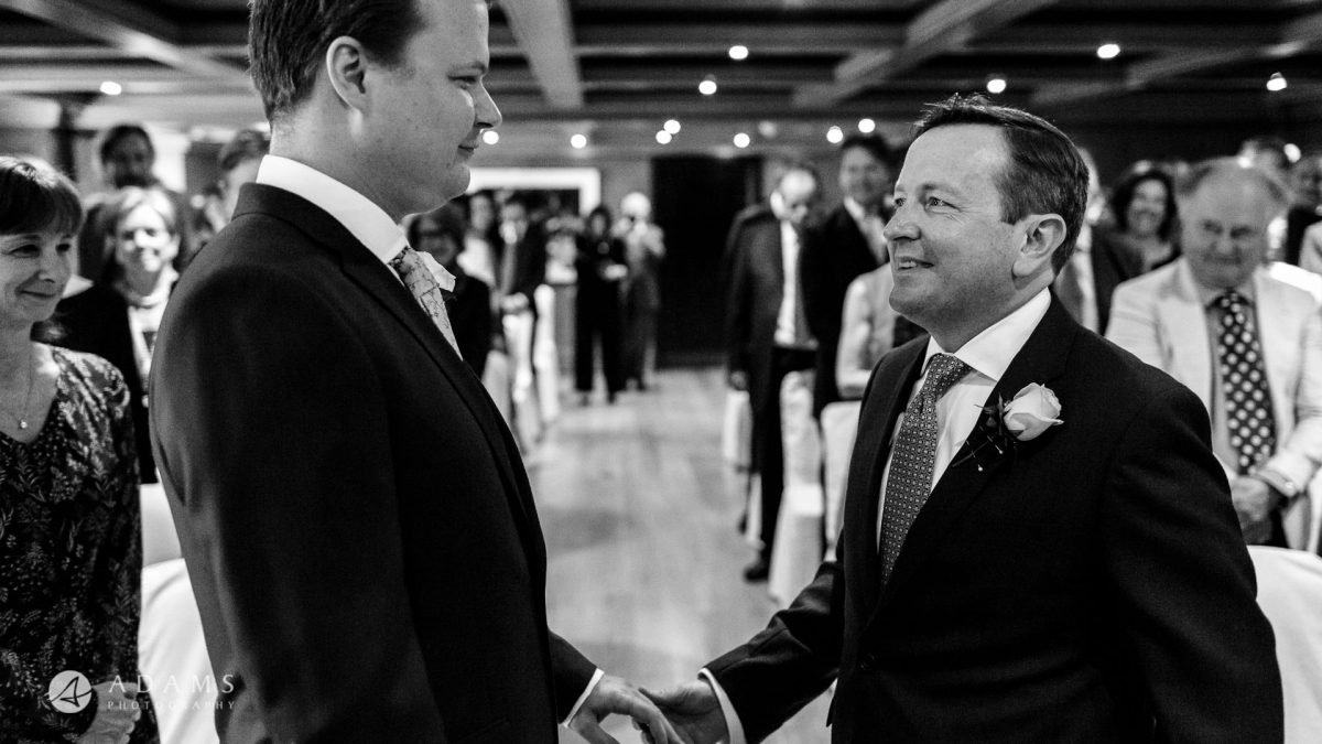 Connaught Hotel Wedding Photos | Dan + David 10