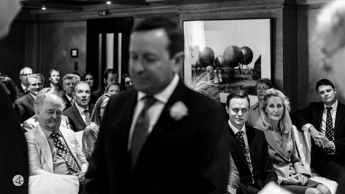 Connaught Hotel Wedding Photos | Dan + David 9