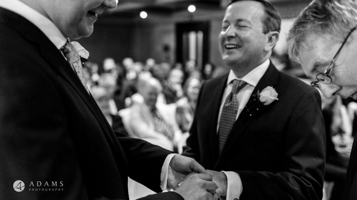 Connaught Hotel Wedding Photos | Dan + David 97