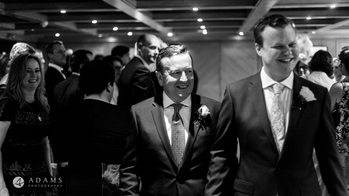 Connaught Hotel Wedding Photos | Dan + David 95