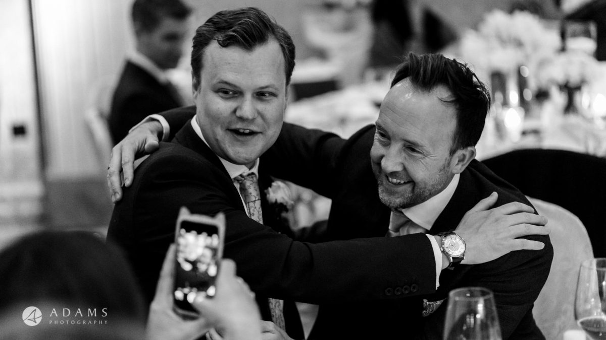 Connaught Hotel Wedding Photos | Dan + David 51