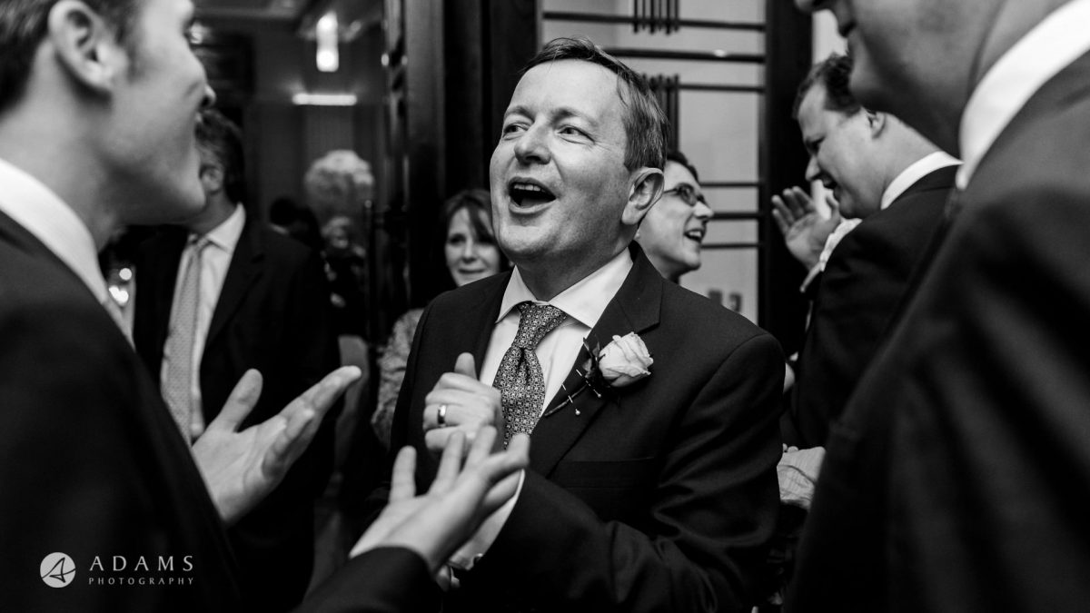 Connaught Hotel Wedding Photos | Dan + David 46