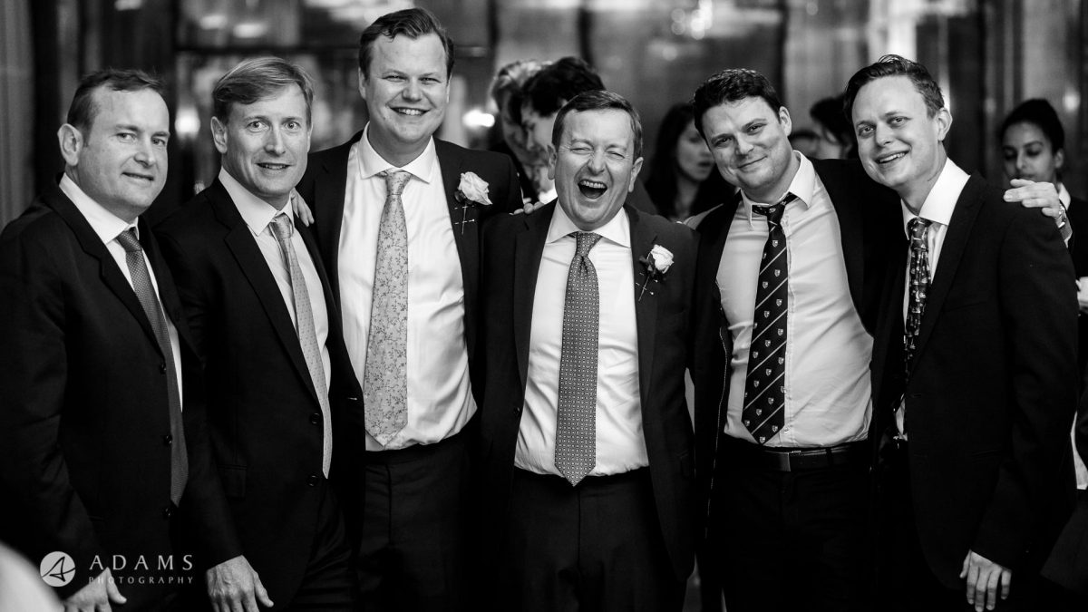 Connaught Hotel Wedding Photos | Dan + David 40