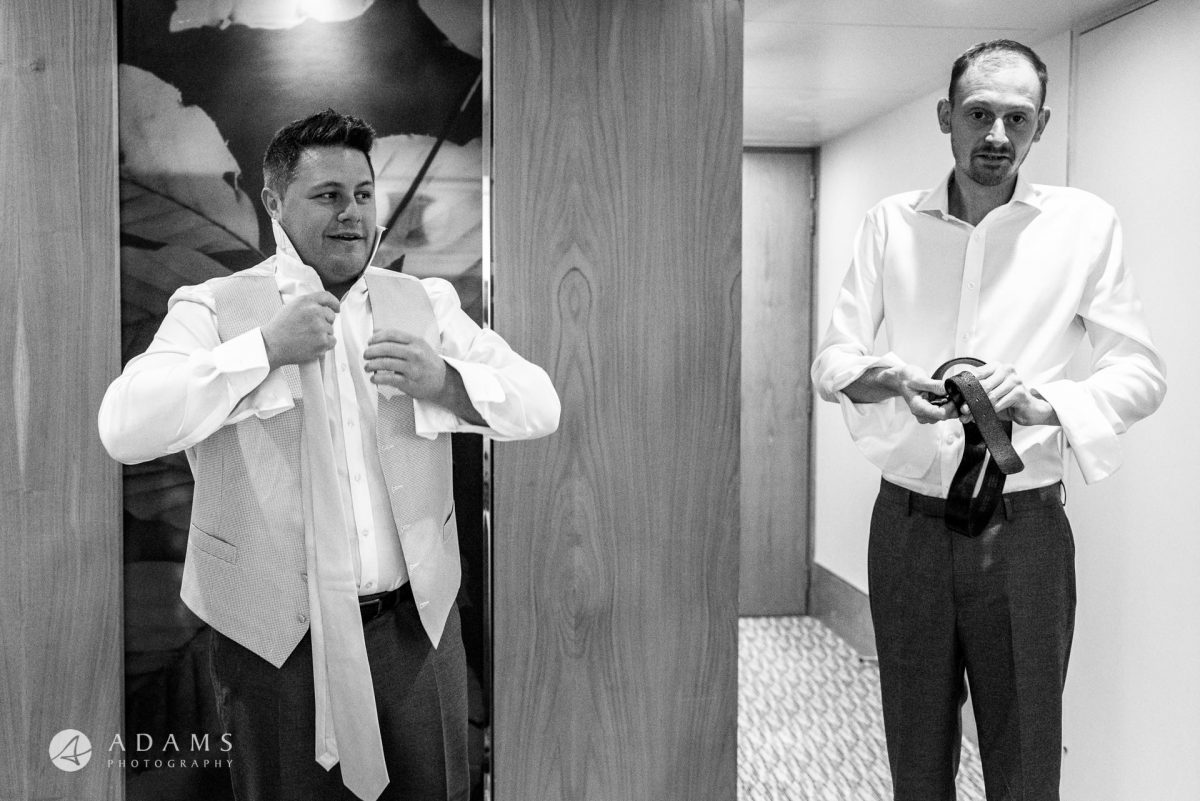 Jewish Wedding at The Grove Hotel | Jenna + Nick 15