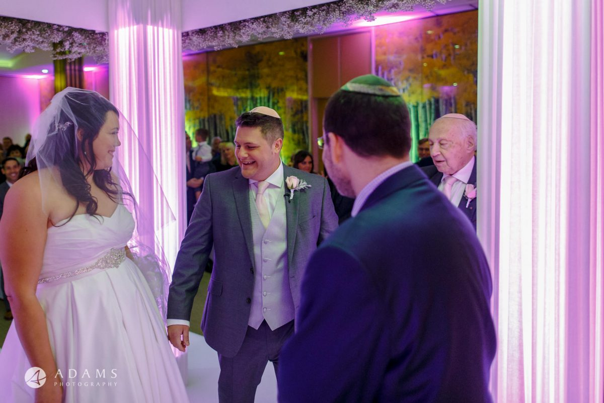 Jewish Wedding at The Grove Hotel | Jenna + Nick 22