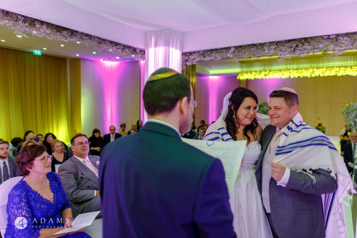 Jewish Wedding at The Grove Hotel | Jenna + Nick 28