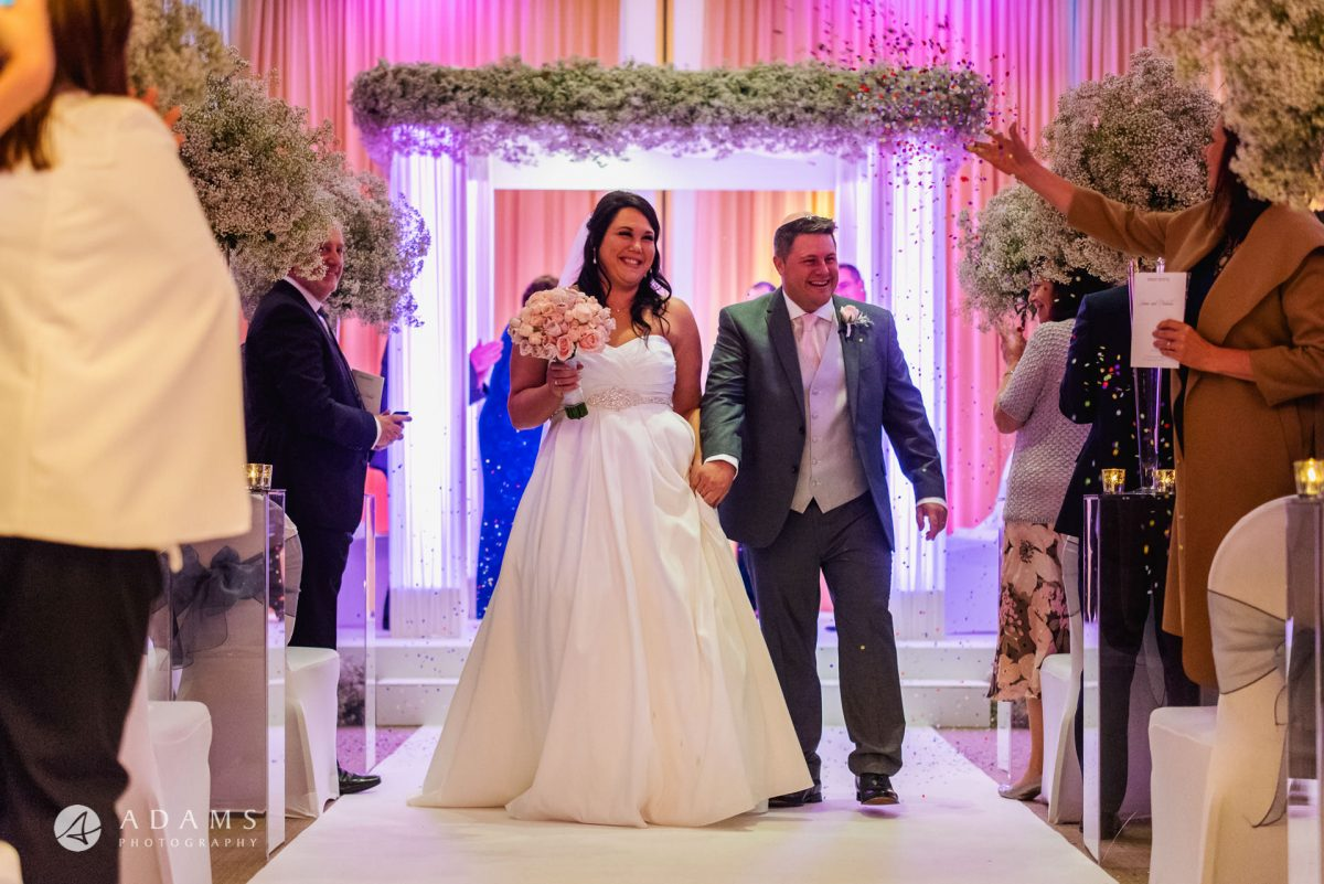 Jewish Wedding at The Grove Hotel | Jenna + Nick 32
