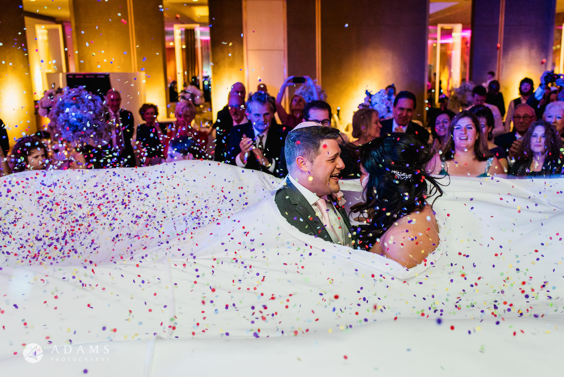 Jewish Wedding at The Grove Hotel | Jenna + Nick 35