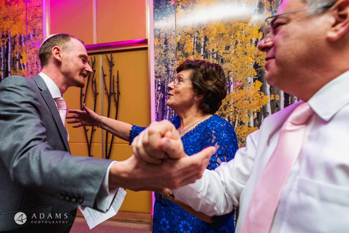 Jewish Wedding at The Grove Hotel | Jenna + Nick 39
