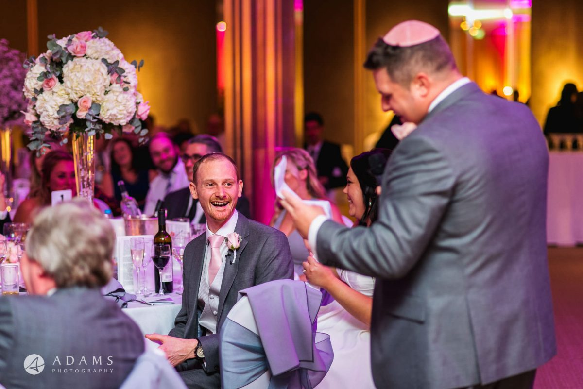 Jewish Wedding at The Grove Hotel | Jenna + Nick 40