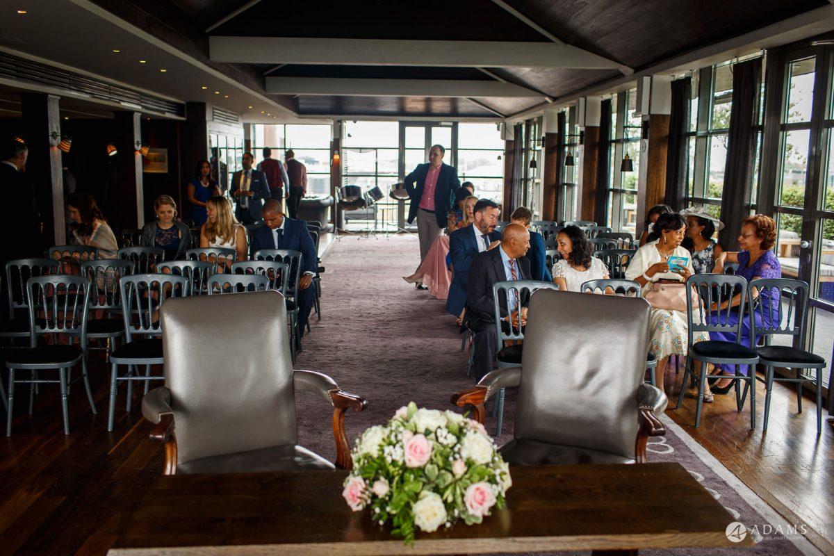 Eight Members Club Moorgate London Wedding Photography | Marina + Abiy 45