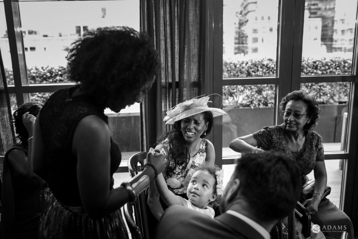 Eight Members Club Moorgate London Wedding Photography | Marina + Abiy 49
