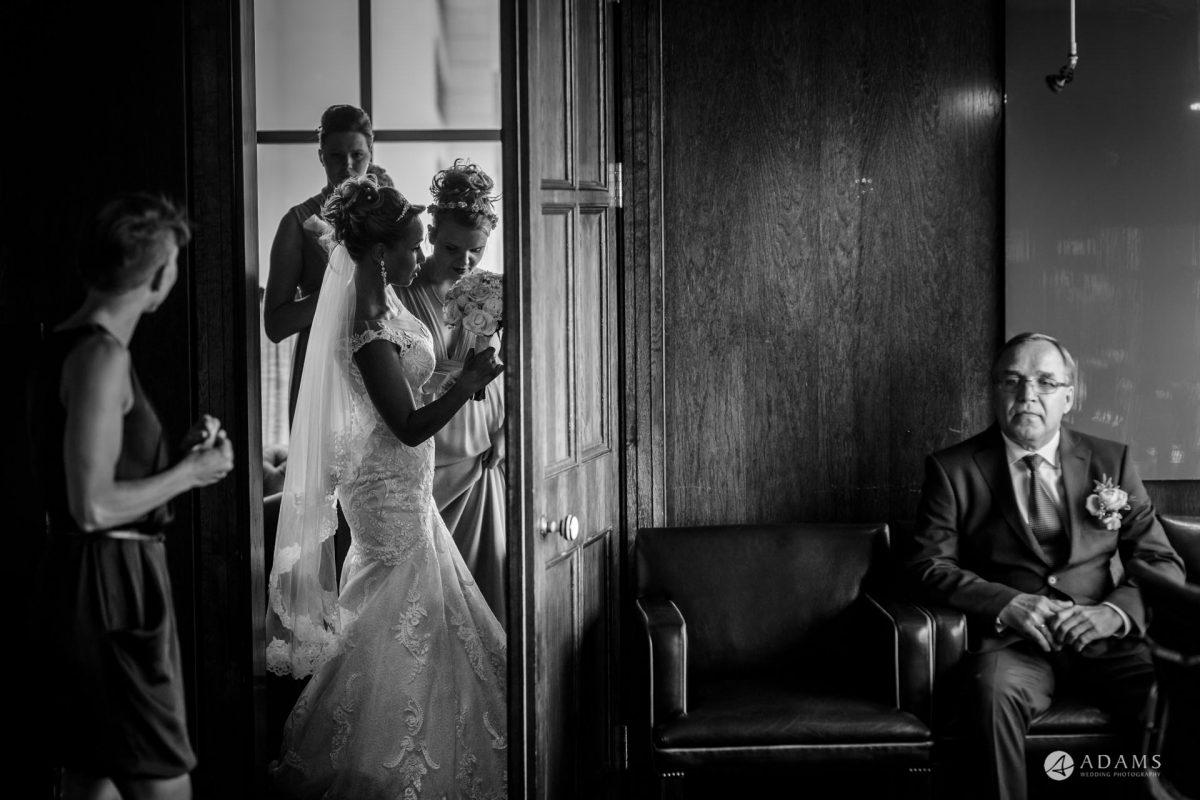 Eight Members Club Moorgate London Wedding Photography | Marina + Abiy 57
