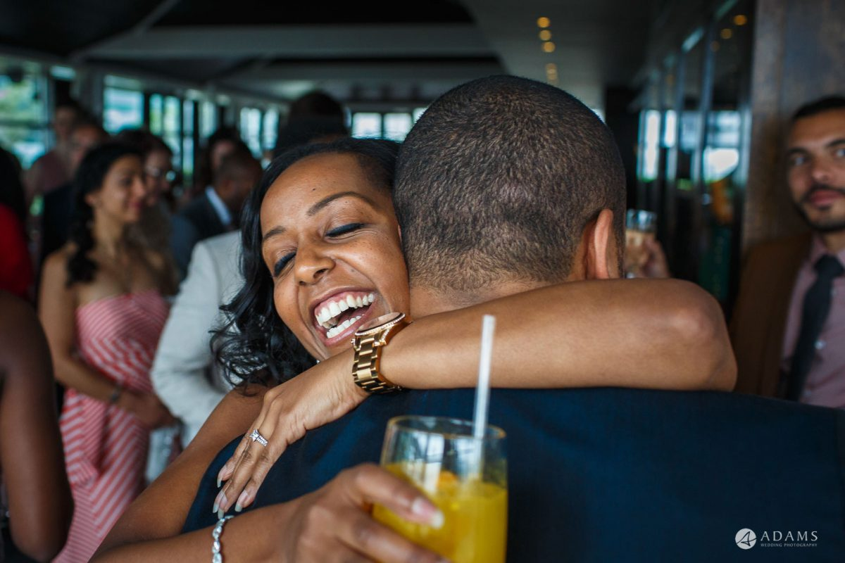 Eight Members Club Moorgate London Wedding Photography | Marina + Abiy 69