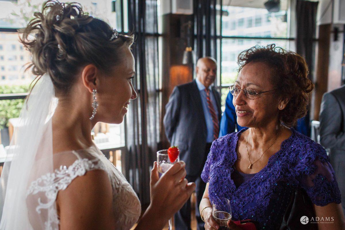 Eight Members Club Moorgate London Wedding Photography | Marina + Abiy 72