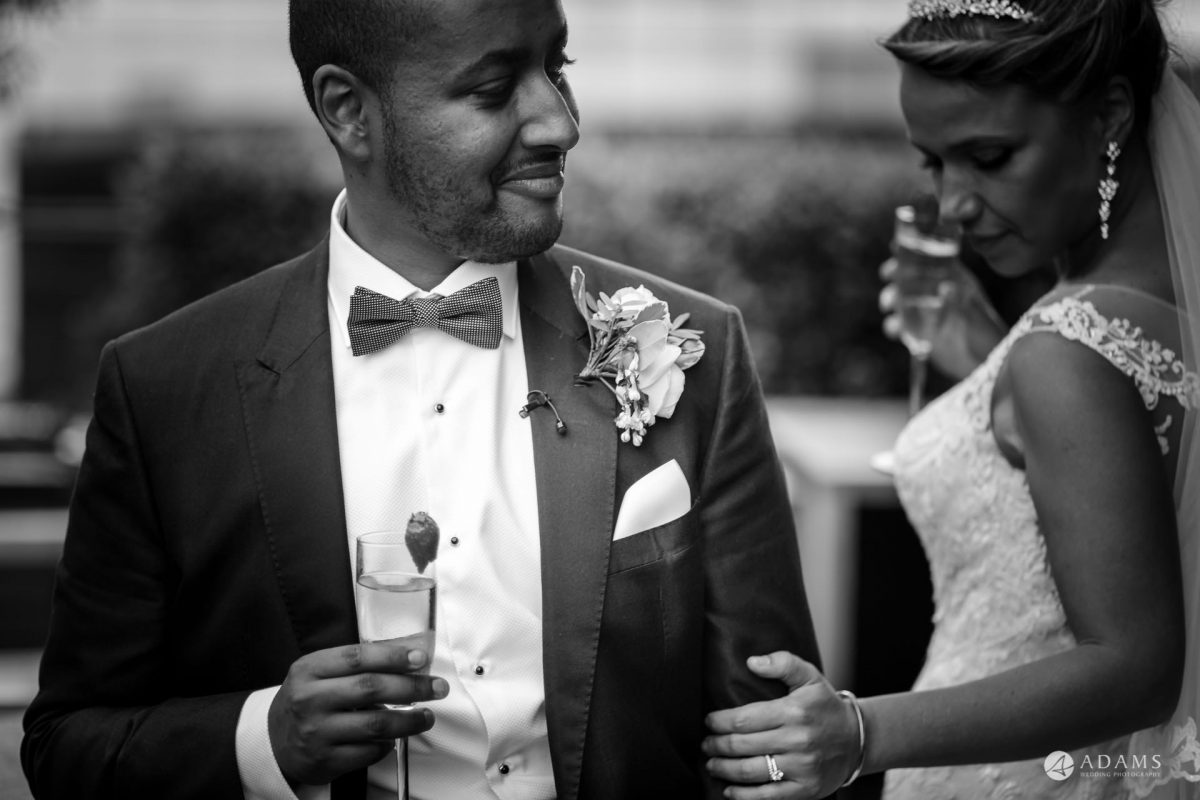 Eight Members Club Moorgate London Wedding Photography | Marina + Abiy 85