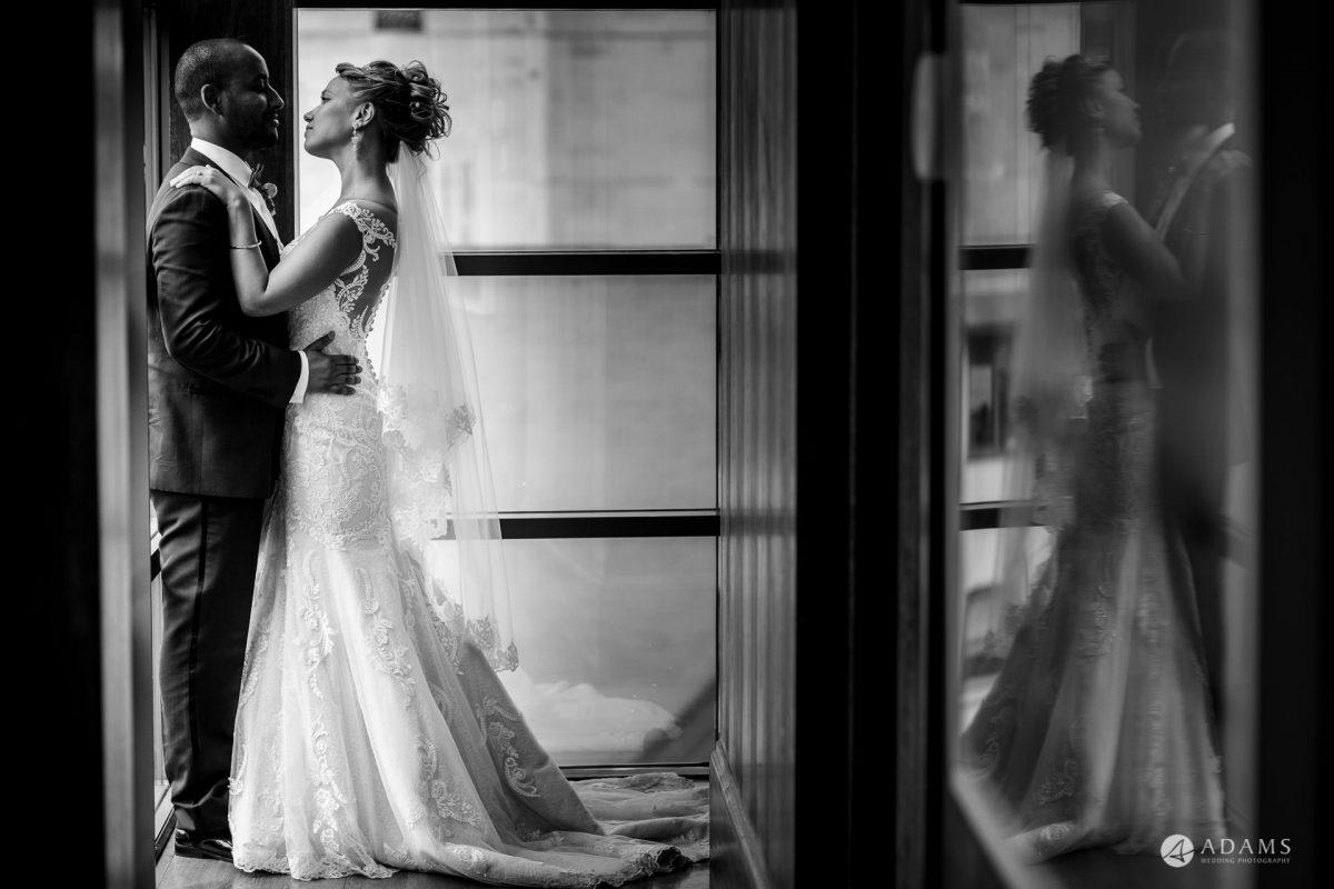 Eight Members Club Moorgate London Wedding Photography | Marina + Abiy 87