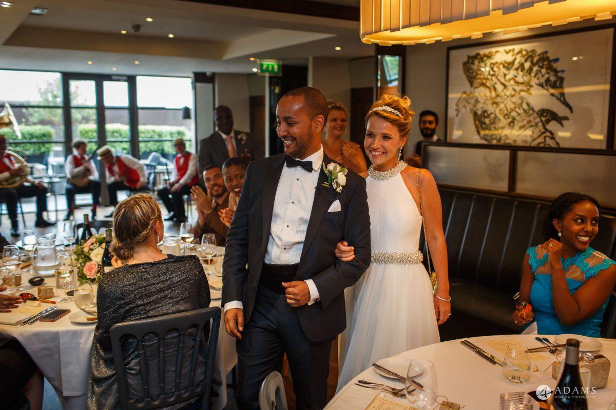 Eight Members Club Moorgate London Wedding Photography | Marina + Abiy 1