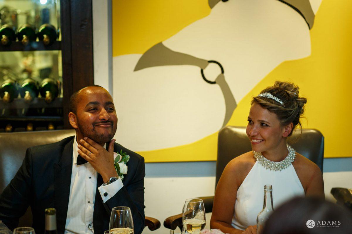 Eight Members Club Moorgate London Wedding Photography | Marina + Abiy 3