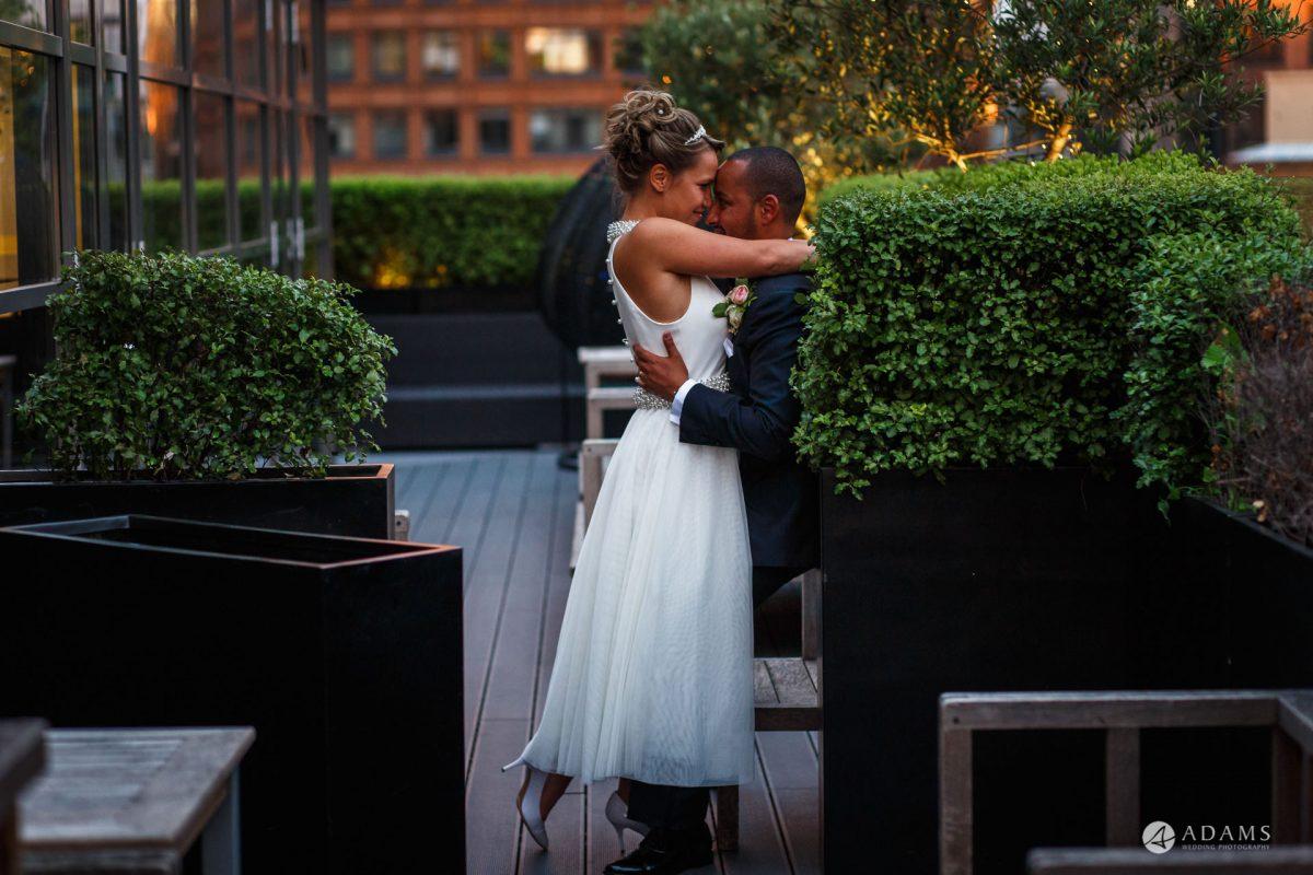 Eight Members Club Moorgate London Wedding Photography | Marina + Abiy 7