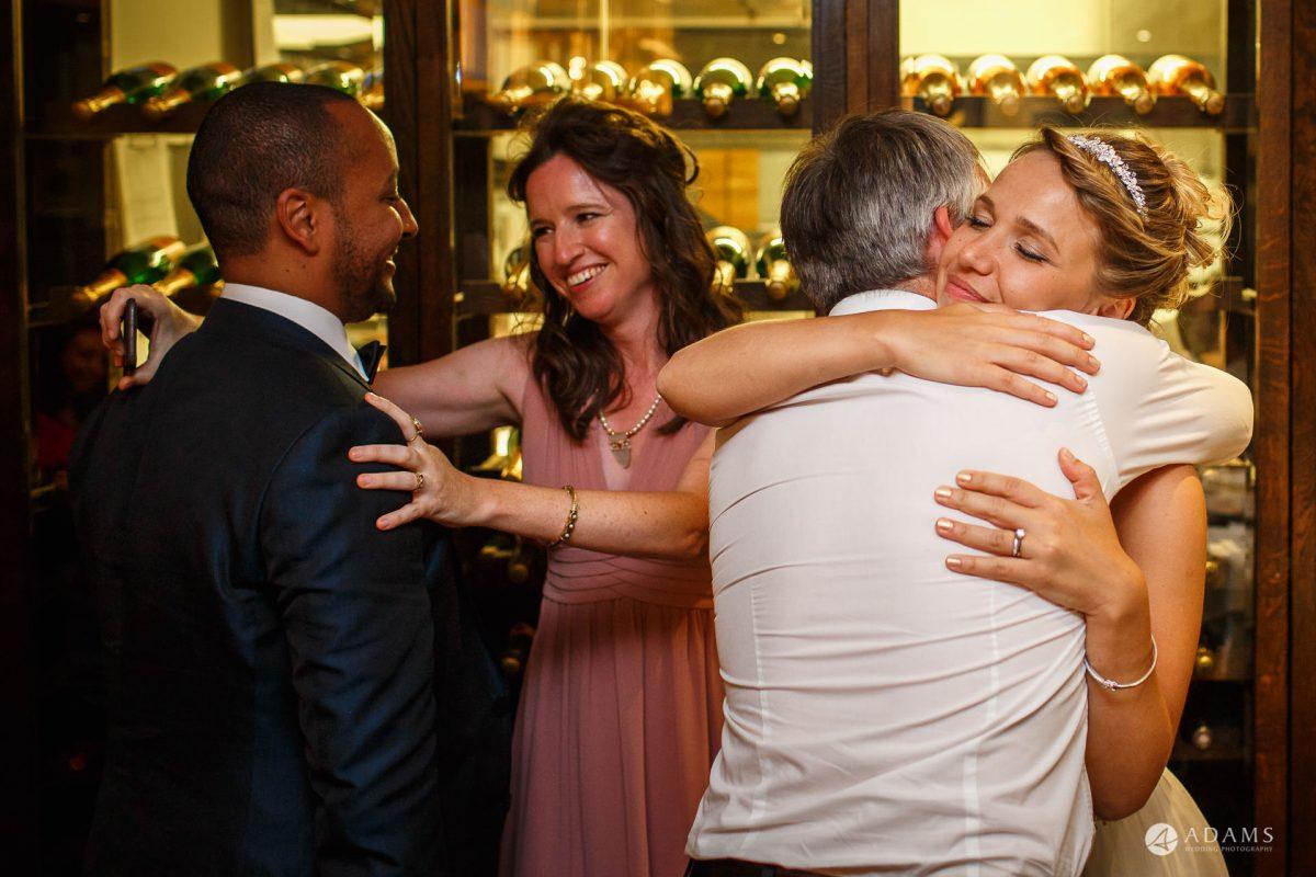 Eight Members Club Moorgate London Wedding Photography | Marina + Abiy 10