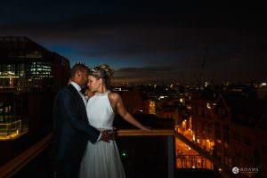 Eight Members Club Moorgate London Wedding Photography | Marina + Abiy 13