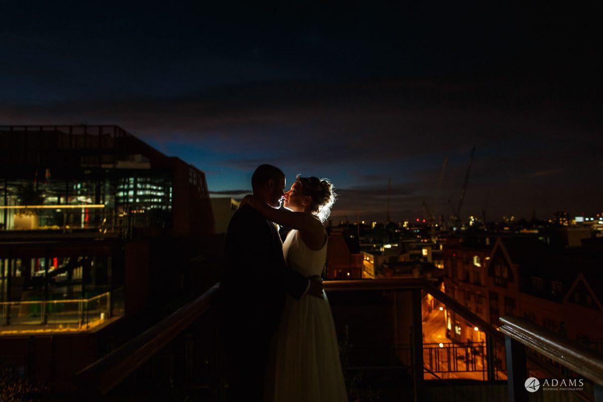 Eight Members Club Moorgate London Wedding Photography | Marina + Abiy 14