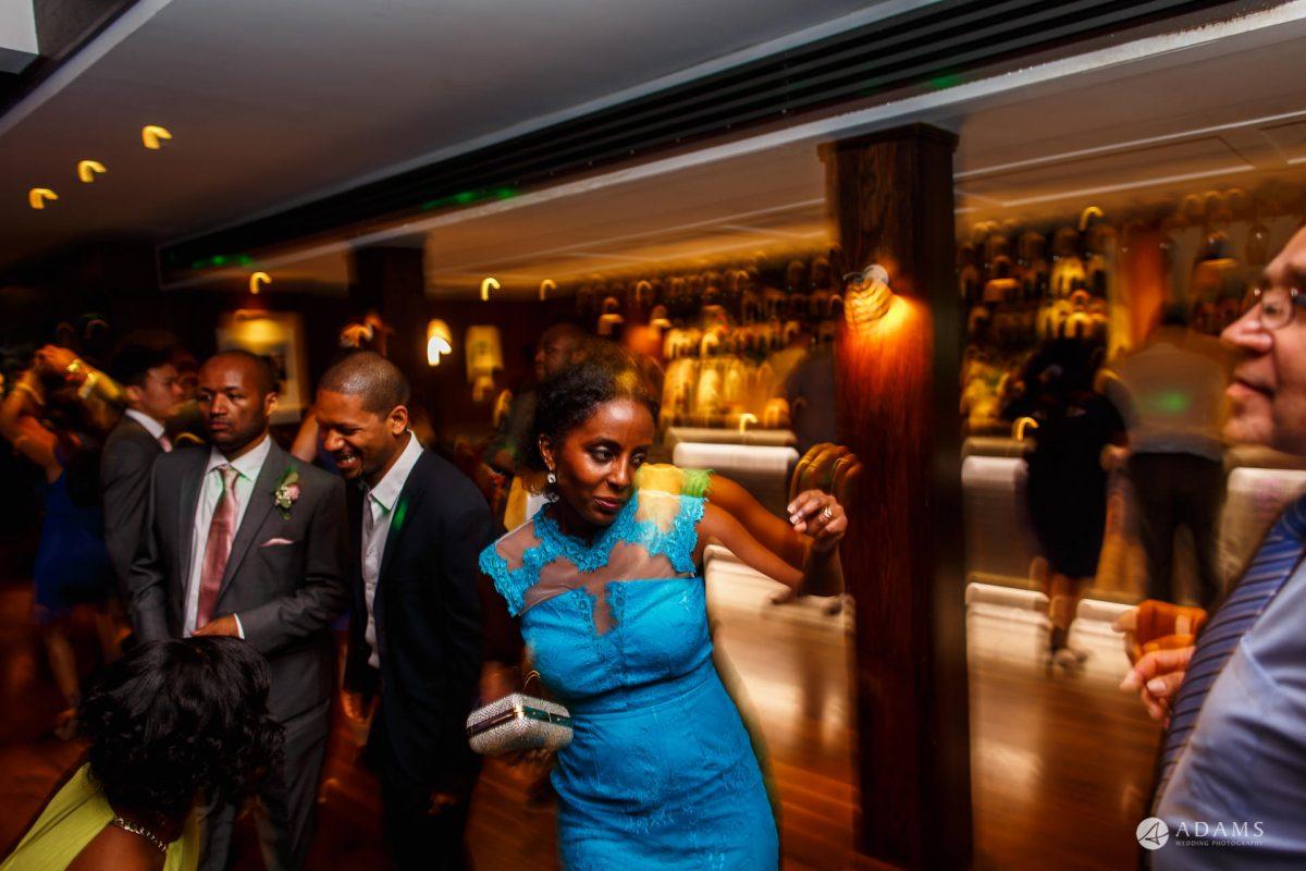 Eight Members Club Moorgate London Wedding Photography | Marina + Abiy 16