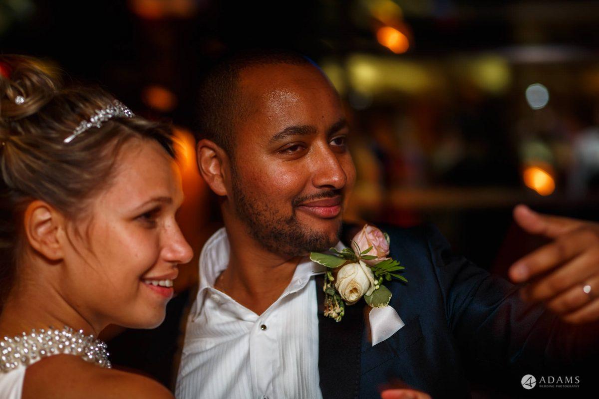 Eight Members Club Moorgate London Wedding Photography | Marina + Abiy 20