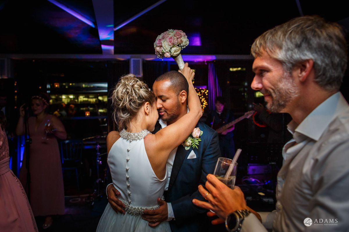 Eight Members Club Moorgate London Wedding Photography | Marina + Abiy 22