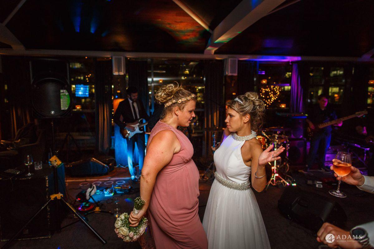 Eight Members Club Moorgate London Wedding Photography | Marina + Abiy 25