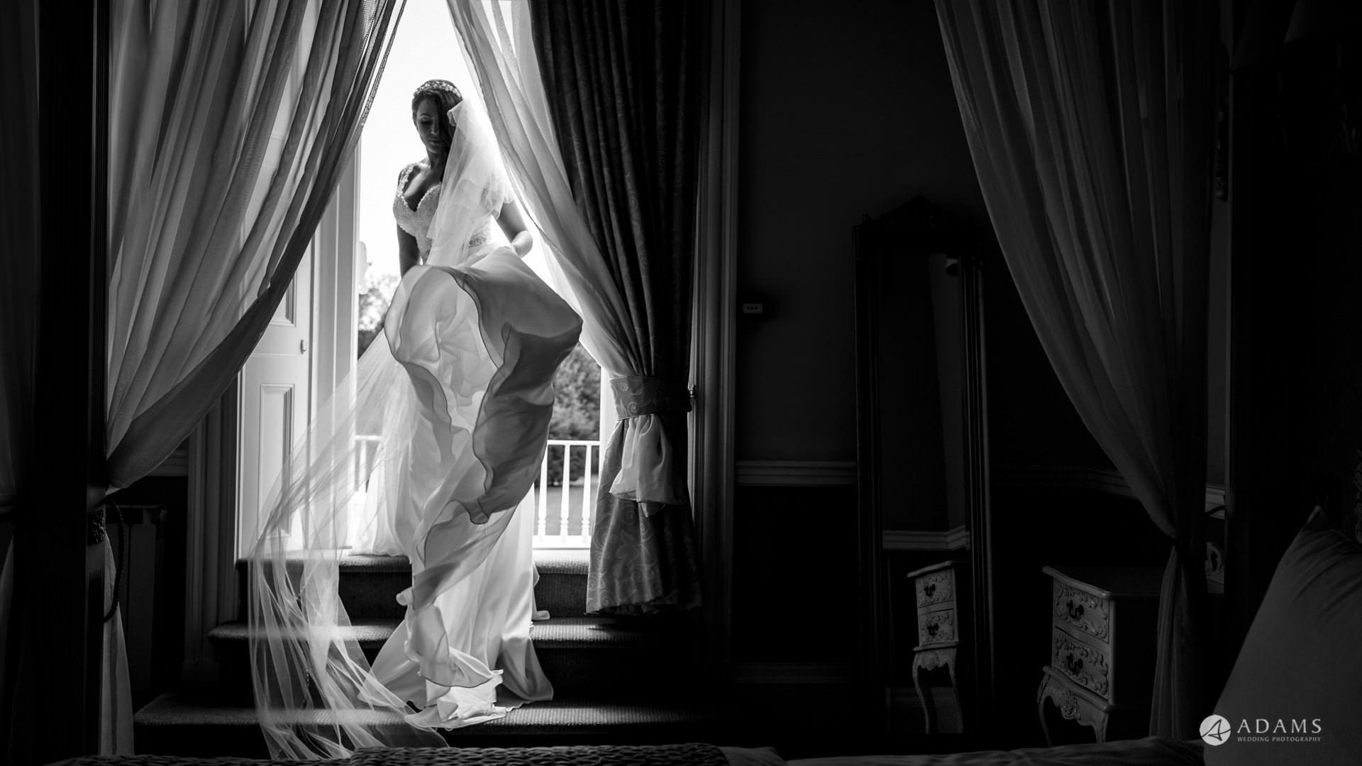 Manor of Groves Wedding dress