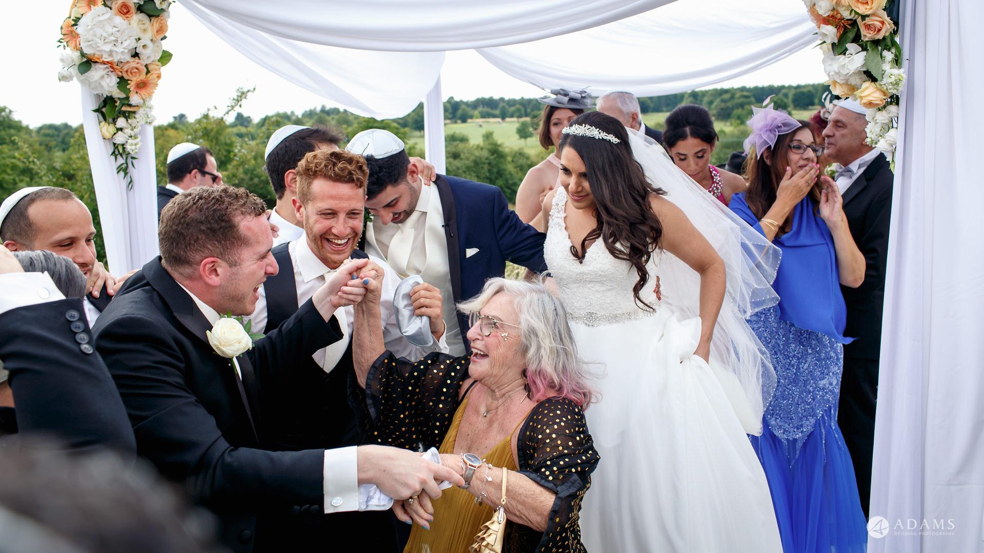 Jewish Wedding at Manor of Groves Wedding Photography   Candice + Doron 93