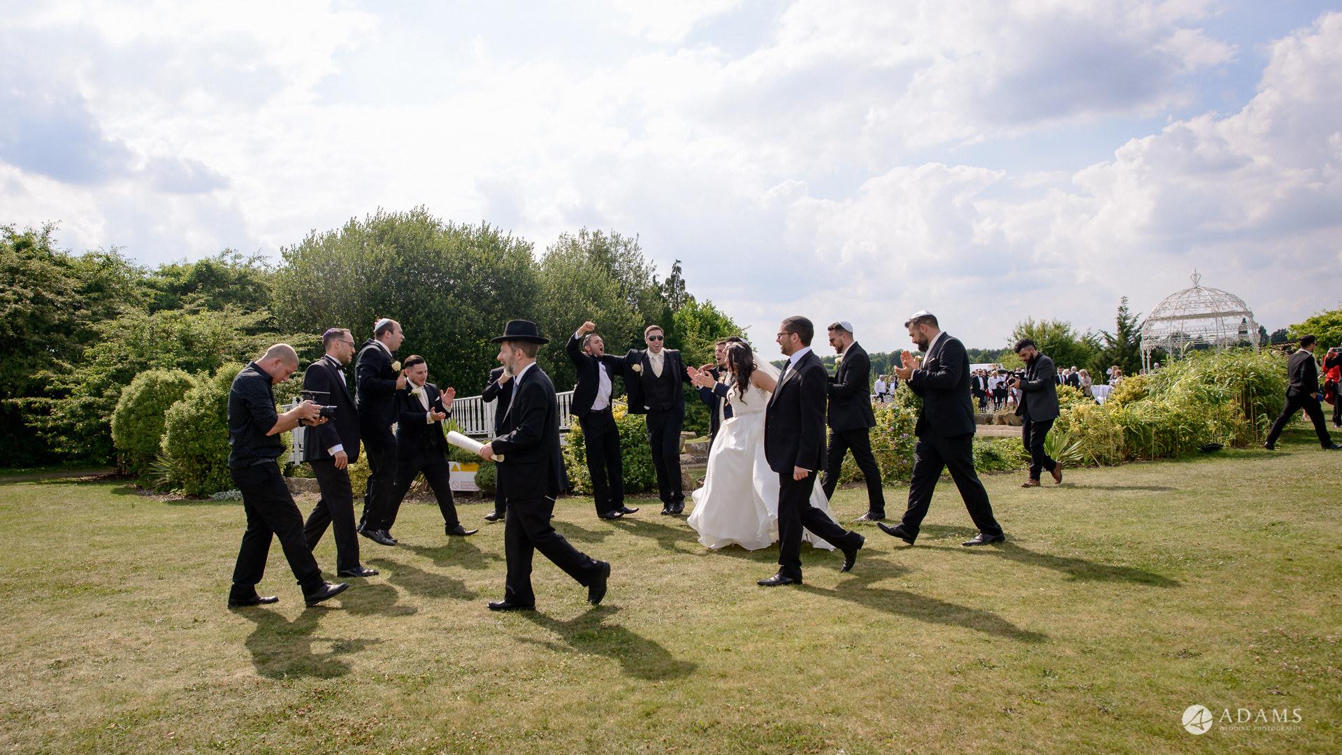 Jewish Wedding at Manor of Groves Wedding Photography   Candice + Doron 96