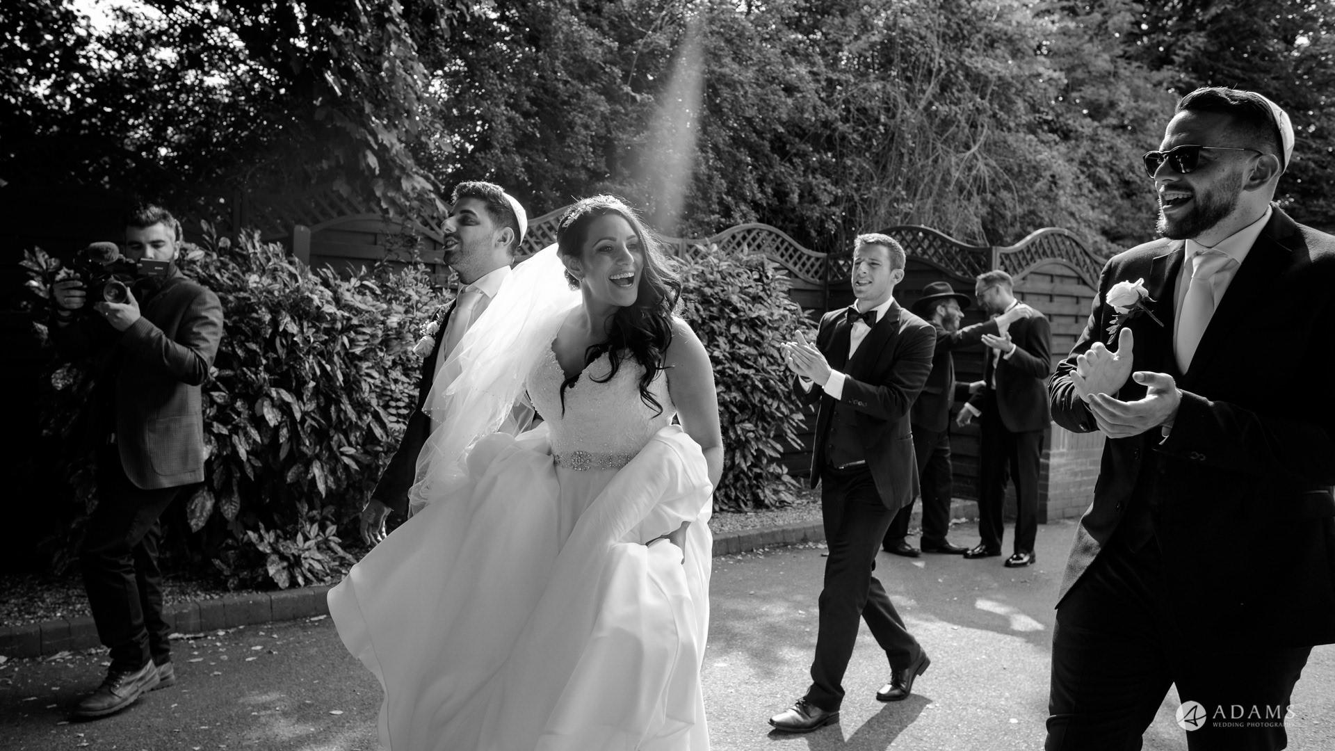 Jewish Wedding at Manor of Groves Wedding Photography   Candice + Doron 97