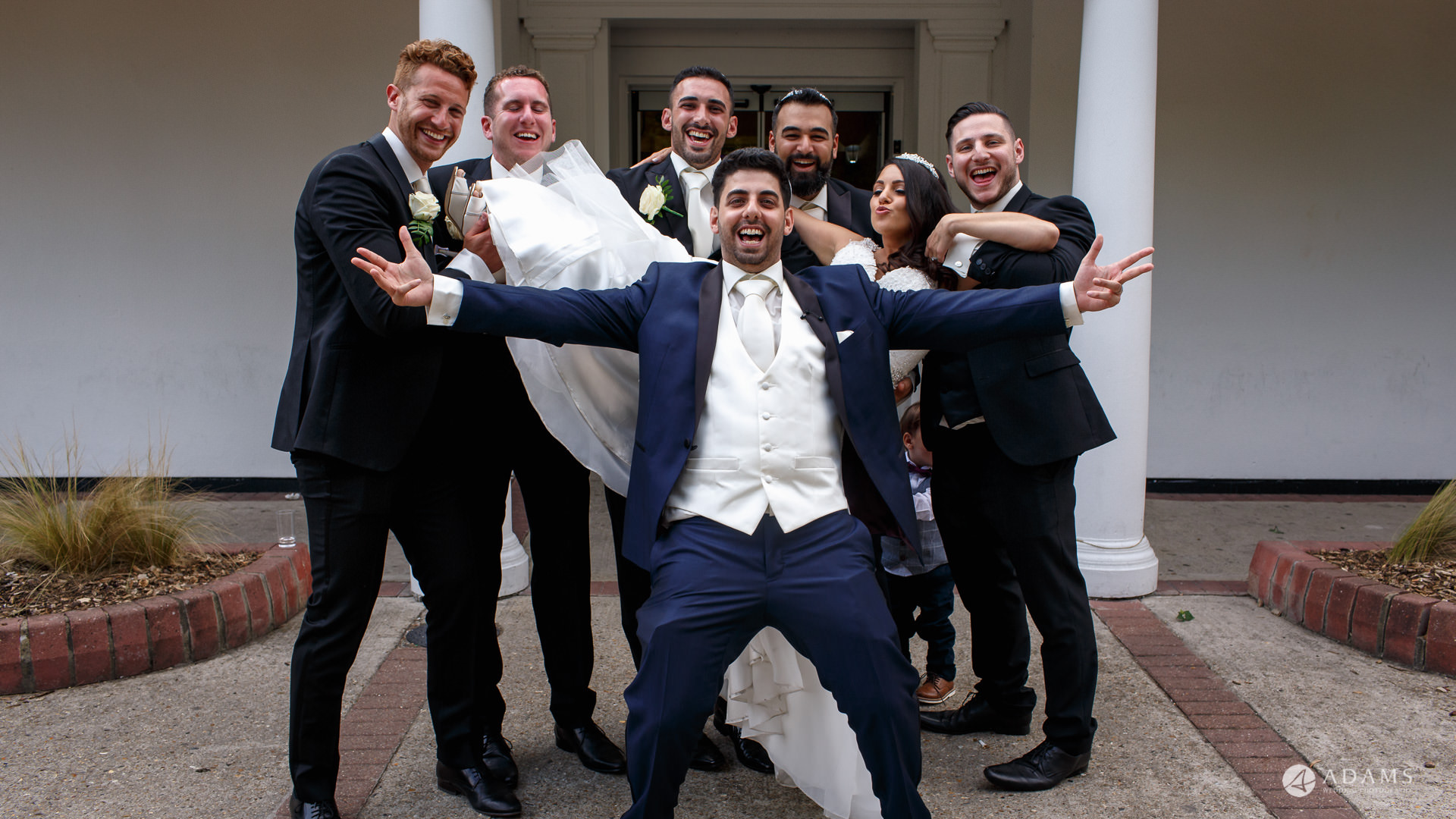 Jewish Wedding at Manor of Groves Wedding Photography   Candice + Doron 100