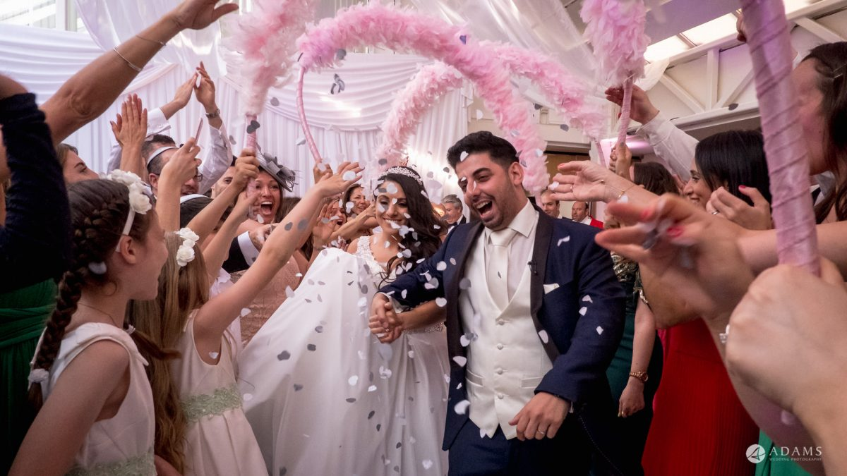 Jewish Wedding at Manor of Groves Wedding Photography | Candice + Doron 103