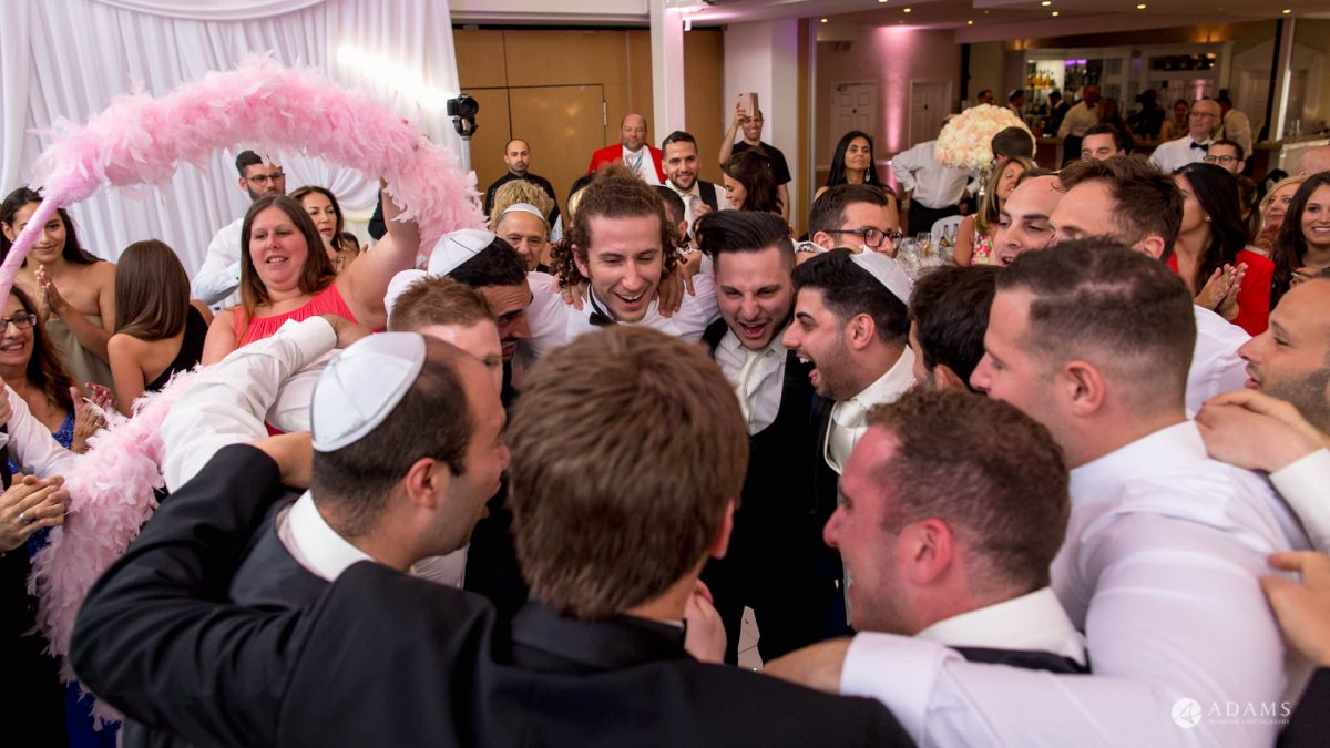 Jewish Wedding at Manor of Groves Wedding Photography | Candice + Doron 105