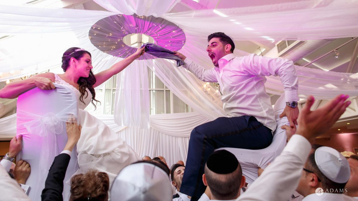 Jewish Wedding at Manor of Groves Wedding Photography | Candice + Doron 110