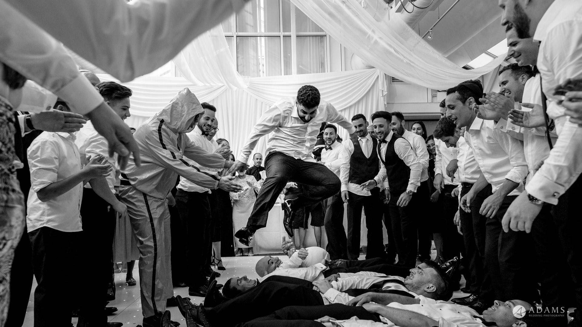 Jewish Wedding at Manor of Groves Wedding Photography   Candice + Doron 114