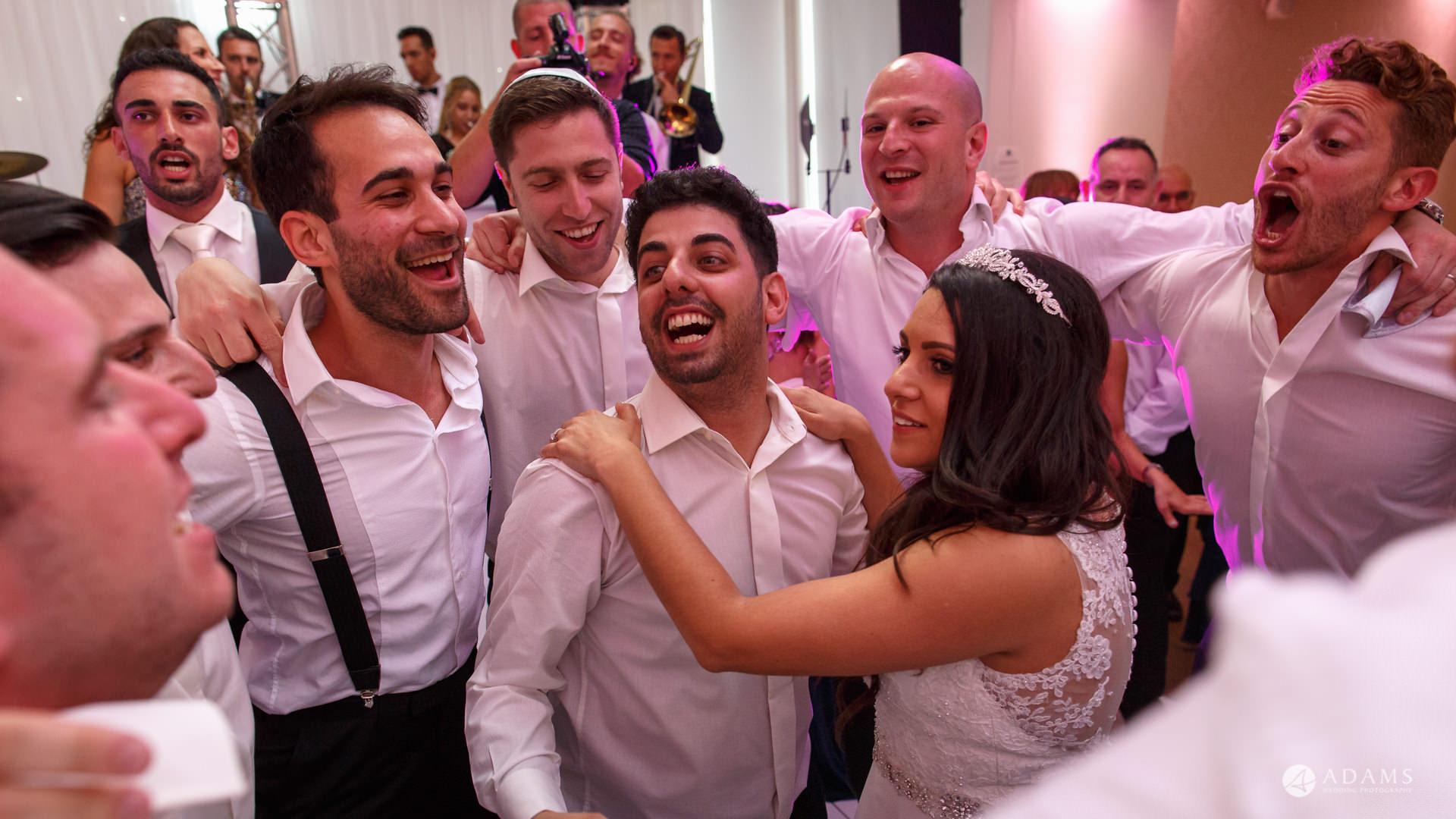 Jewish Wedding at Manor of Groves Wedding Photography   Candice + Doron 134