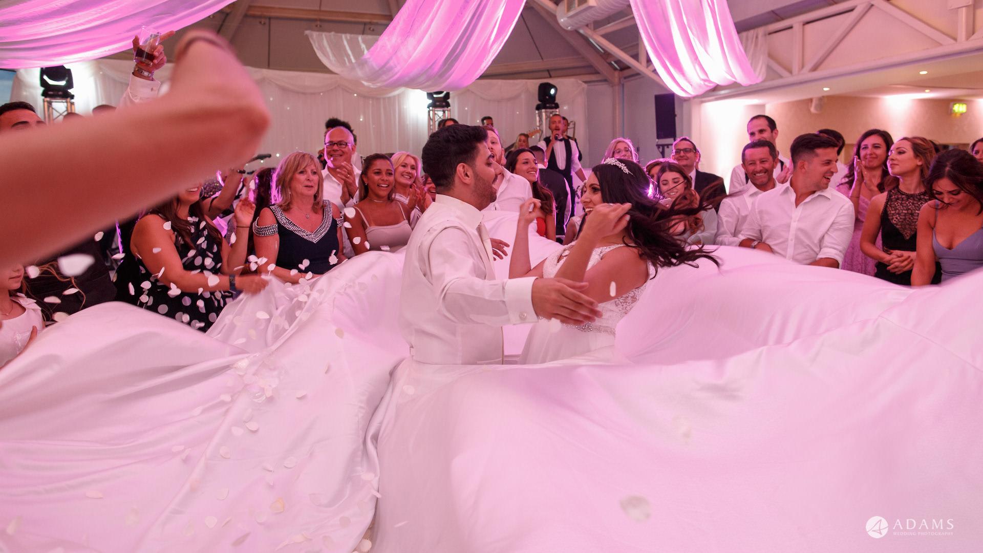 Jewish Wedding at Manor of Groves Wedding Photography   Candice + Doron 168