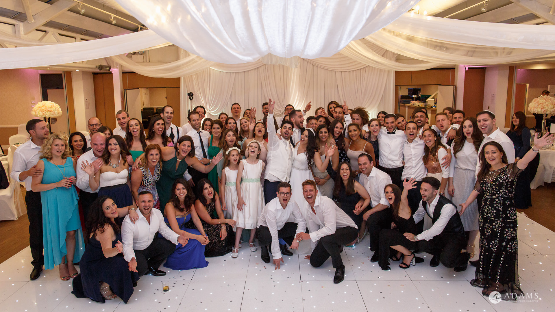 Jewish Wedding at Manor of Groves Wedding Photography   Candice + Doron 170