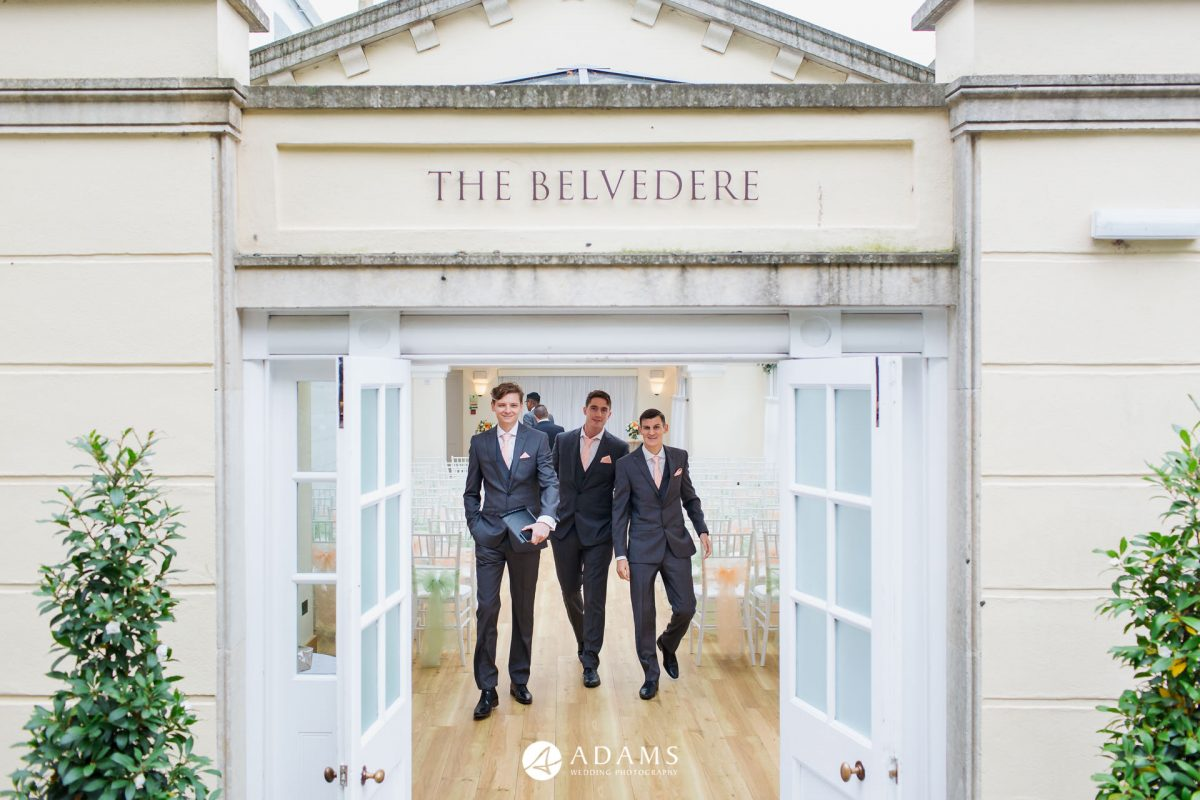 Pembroke Lodge Wedding Photos | Tanya & Marc 5