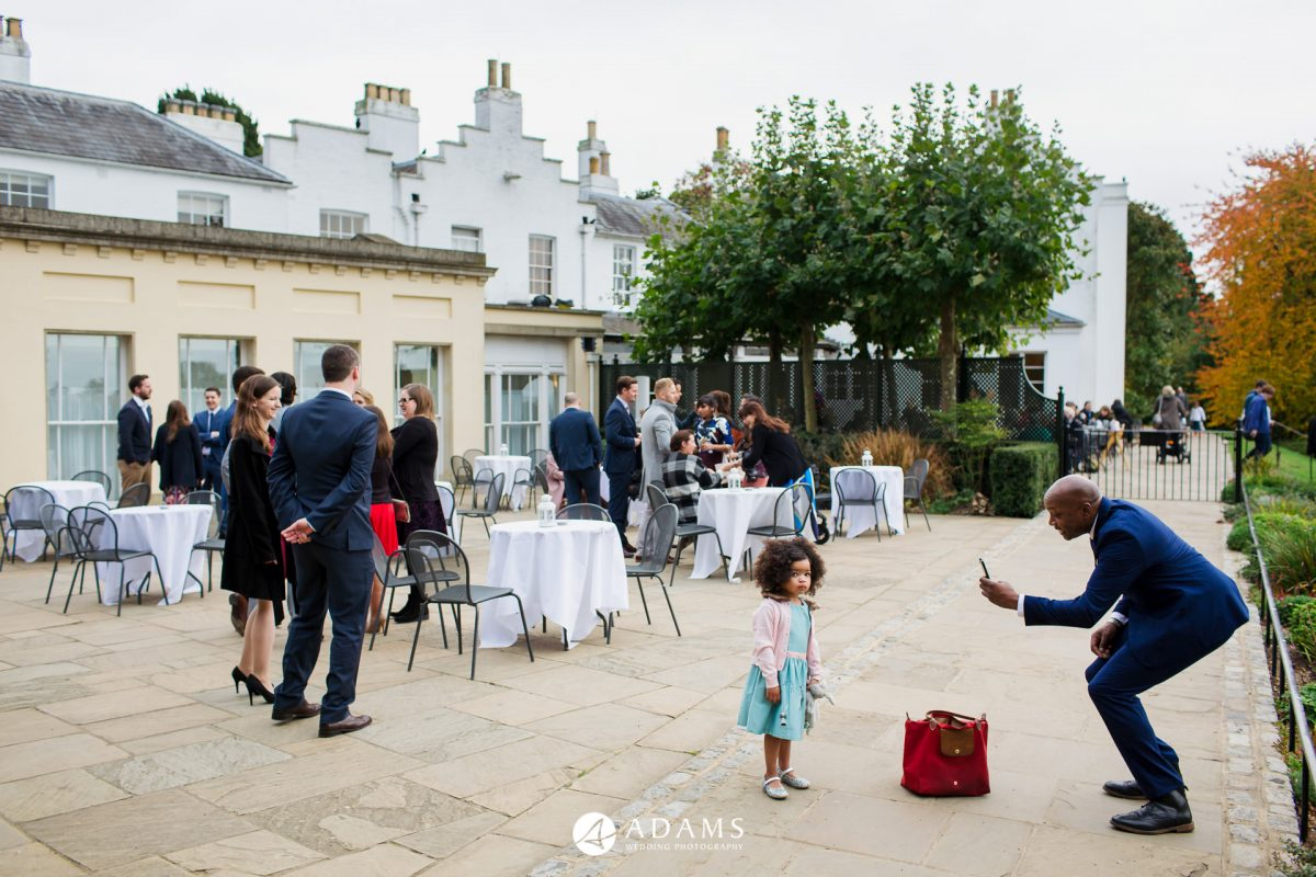 Pembroke Lodge Wedding Photos | Tanya & Marc 6