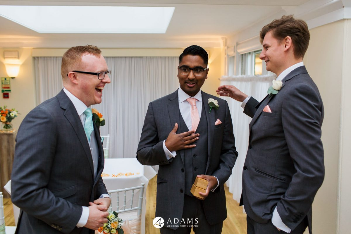 Pembroke Lodge Wedding Photos | Tanya & Marc 9