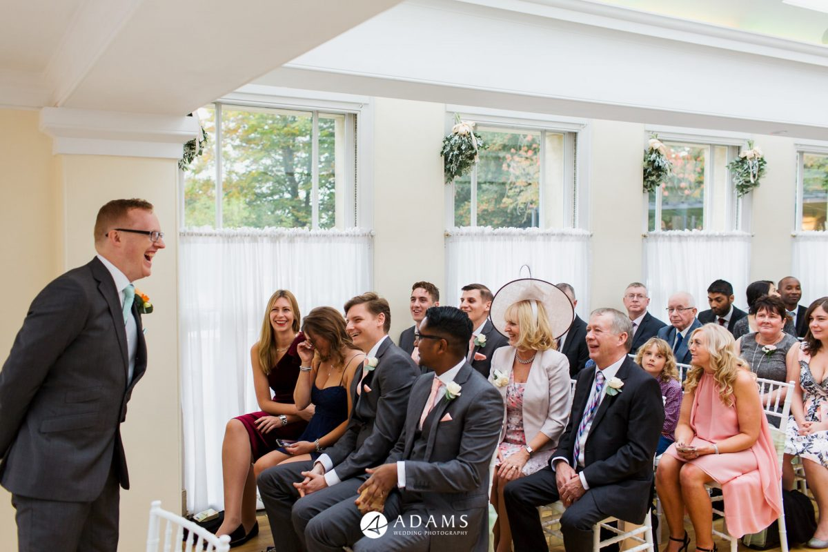 Pembroke Lodge Wedding Photos | Tanya & Marc 10