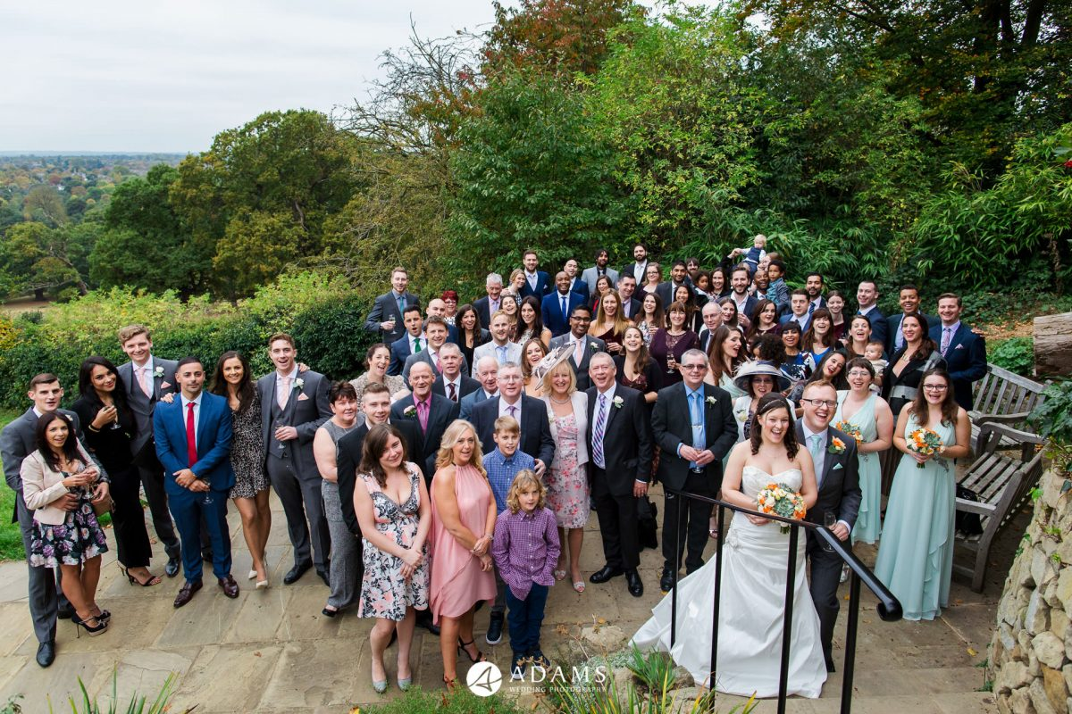 Pembroke Lodge Wedding Photos | Tanya & Marc 32