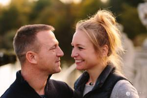 Hyde Park Real Engagement Photos | Mia + Brian 62